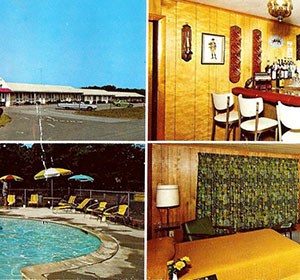 Guestrooms at Wellfleet Motel & Lodge